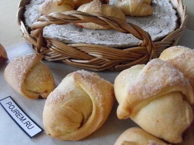 Рецепт пирога с начинкой из сгущенки