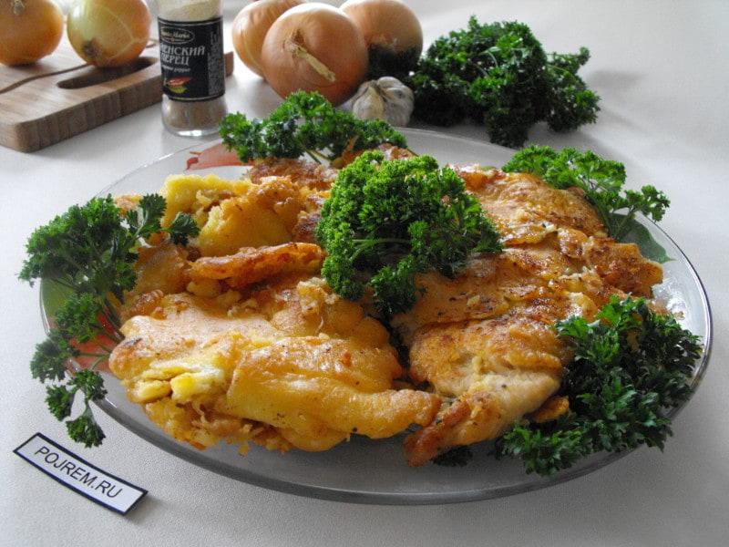 Как приготовить грудку куриную в кляре фото рецепт