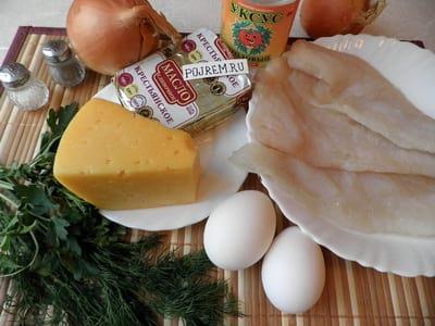 приготовить филе рыбы в духовке в фольге рецепты