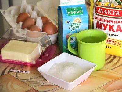 Блины на кефире рецепты с фото на RussianFoodcom 61