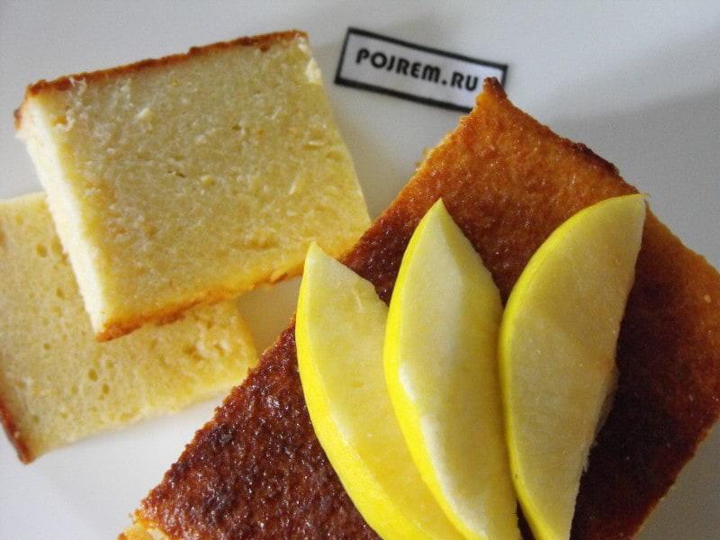 Творожные десерты в мультиварке рецепт 69