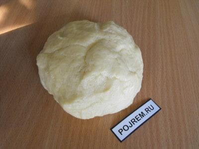 Как приготовить масляное печенье
