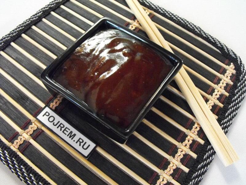 кисло-сладкий соус рецепт китайский