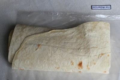 Как сделать шаурму с мясом в домашних условиях пошаговый рецепт с фото