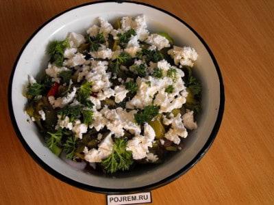 Салат из помидоров при панкреатите