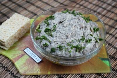 салат из фасоли и шампиньонов рецепты с