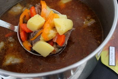 Шурпа из баранины рецепт с фото дома