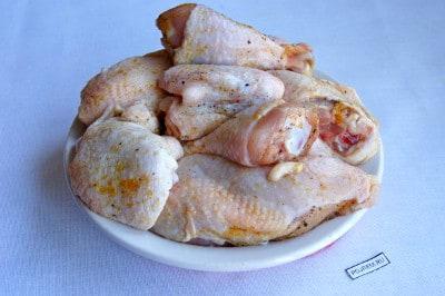 Рецепт жульена с грибами сметаной и курицей