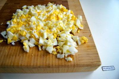 Начинка для пирогов капуста с яйцом рецепт