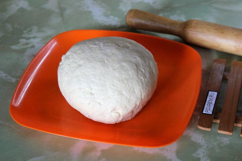 творожное тесто для пирожков