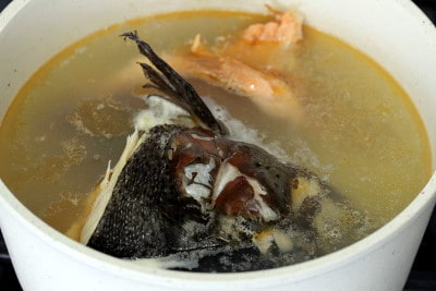 Форель сливки суп рецепт