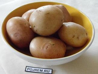 Картофель в мундире