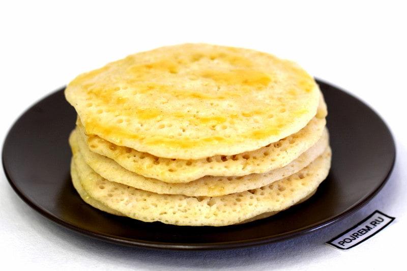 багрир (марокканские блины)