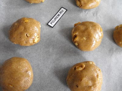 Постное печенье с изюмом рецепт 169
