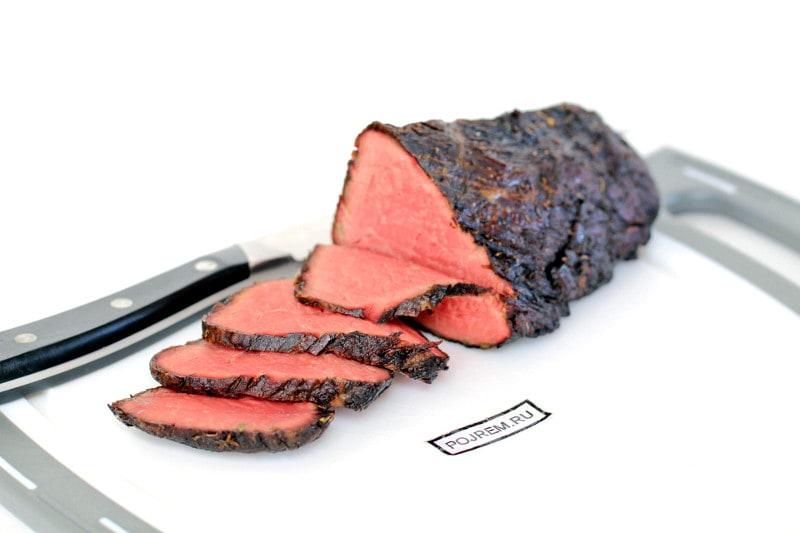 ростбиф из говядины