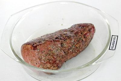 Блюда из свежего мяса говядины