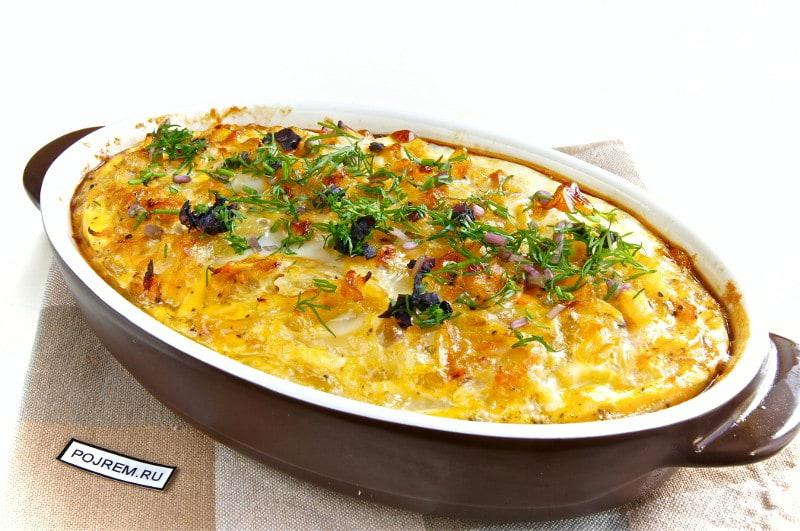 Фото рецепты блюд из капусты