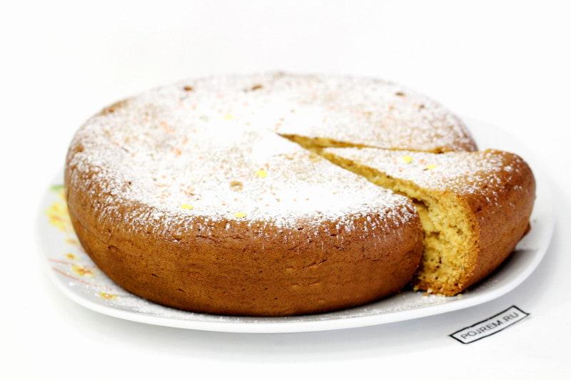 рецепт медовый кекс в мультиварке рецепты