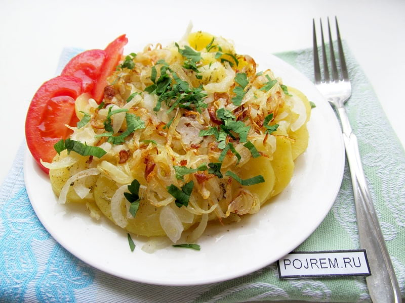 картофель божоле