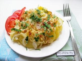 Картофель «Божоле»