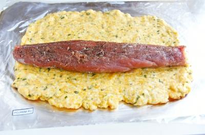 Блюдо из свиной вырезки