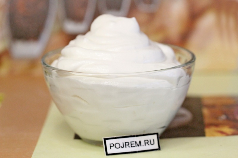 творожный крем с фото крем