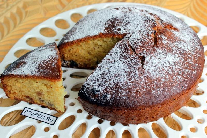 Сладкие пироги на кефире рецепты с