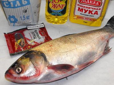 рыба кардинал рецепт с фото