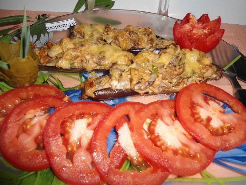 Рецепт мясо под шубой в духовке с ананасами