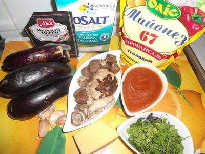 Вкусная картошка с грибами рецепт с фото