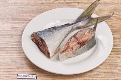 тунец в духовке в фольге время приготовления