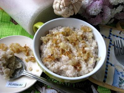 Как готовить ячневую кашу | Рецепт вкусной каши