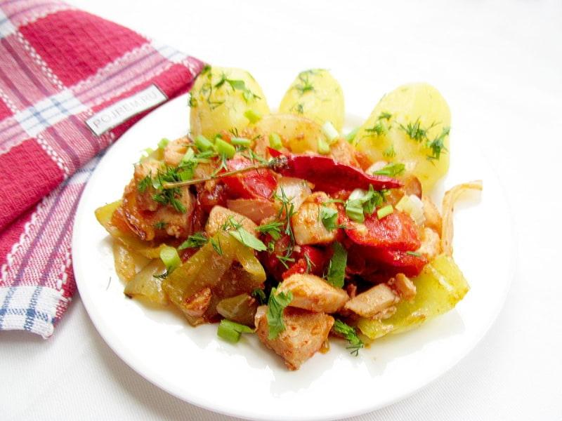Как запечь куриное филе пошаговый рецепт
