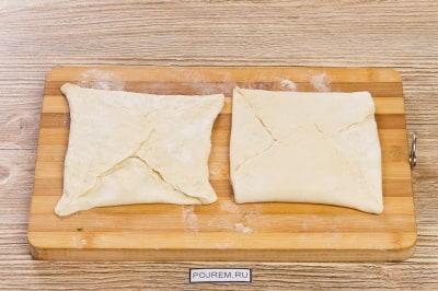 Приготовление хачапури в домашних условиях слоеное тесто