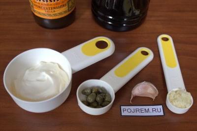 Как сделать соус к салату цезарь в домашних условиях рецепт