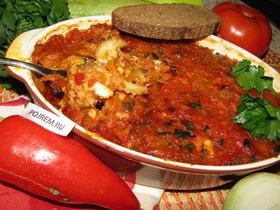 Простой рецепт приготовления томатной пасты в домашних условиях 20