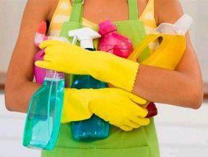 Как очистить кухню: 7 простых способов