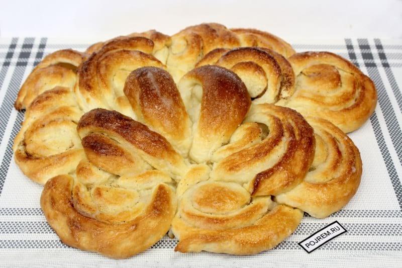 Сладкий пирог на скорую руку  пошаговый рецепт с фото на