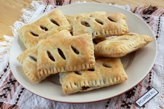 Пирожки с фаршем