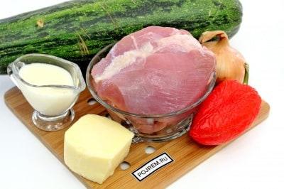 как приготовить кабачки в духовке пошаговый рецепт