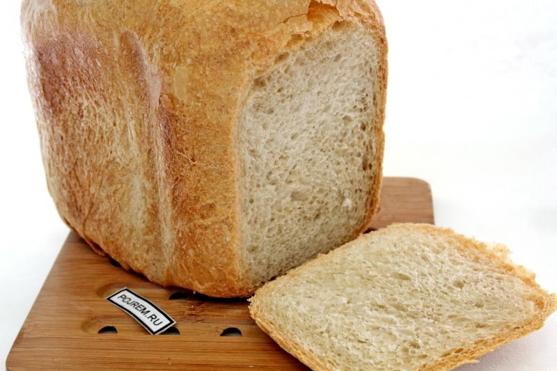 Хлеб в домашних условиях с отрубями 644