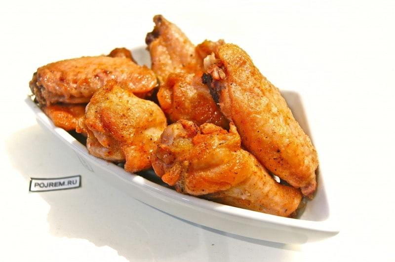 куриные крылышки запеченные в духовке