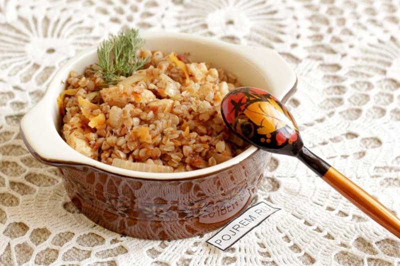 Как готовить гречку по купечески