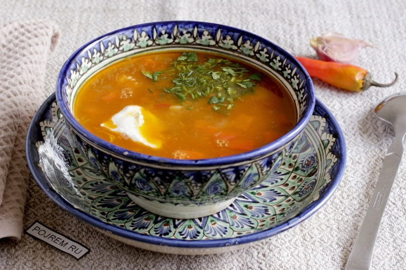 суп с машем рецепт с фото