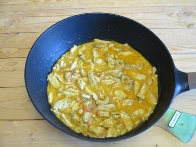 цыплёнок карри по-индийски классический рецепт с фото