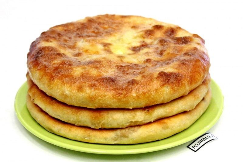 Осетинские пироги в хлебопечке