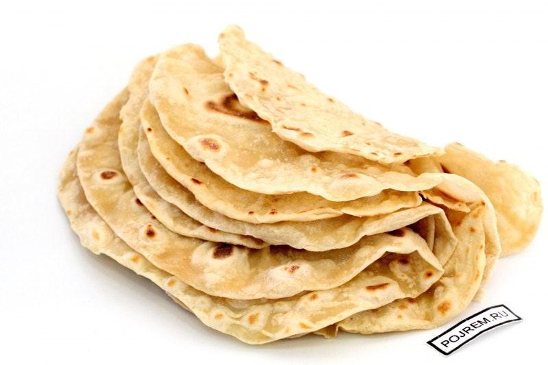 Мексиканской лепешки рецепт пошагово