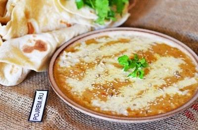 грибной суп рецепты простые в домашних условиях с фото