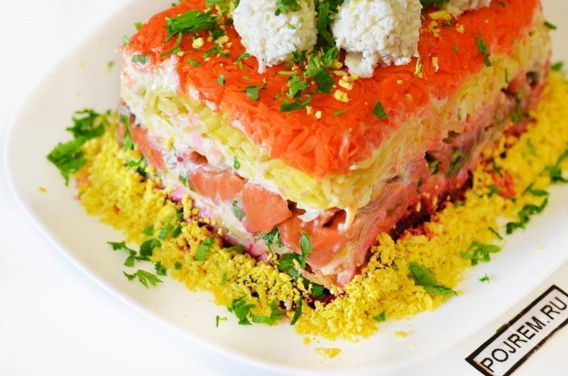 вкусные рецепты с красной рыбой рецепты с фото простые и вкусные рецепты фото