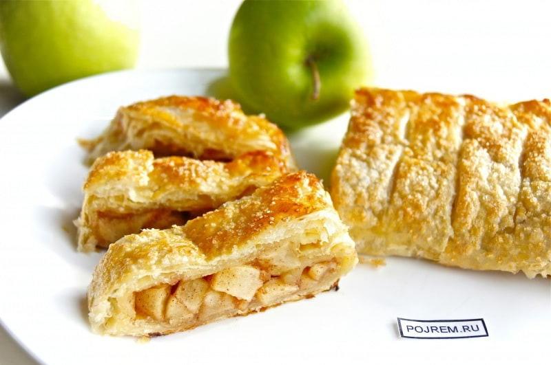 Яблочно-творожная шарлотка рецепт с фото пошагово